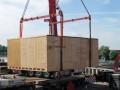 Verpackung Kiste 68 Tonnen
